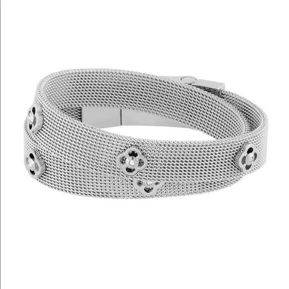 Henri Bendel Jewelry Petal Wrap Bracelet Choker Poshmark